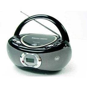 Radio Portatil Cd Player Hyundai Hy-6202cd Não Está Lendo