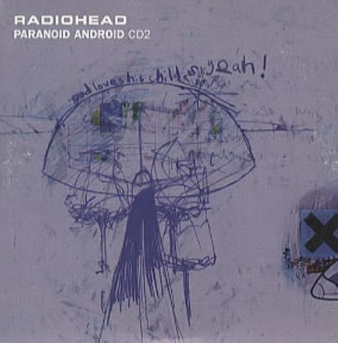 Radiohead - Paranoid Android Cd2 - Single