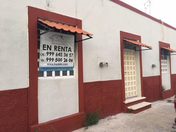 Rento Departamento Amueblado Zona Centro De Mérida, Yucatán
