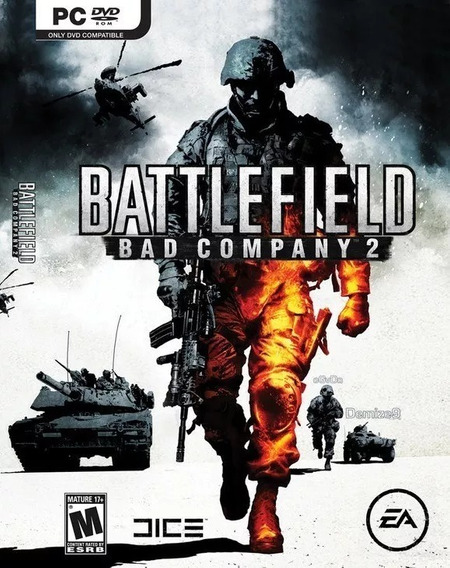 Battlefield Bad Company 2 Origin Cd Key Pc Original