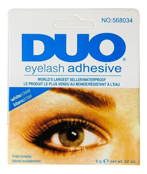 Duo Eyelash Adhesive Pegamento Pestañas Postizas 9gr Cod 634