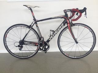 Bike Specialized Tarmac S-works Sl2 Carbono Tam 54 Sram Red