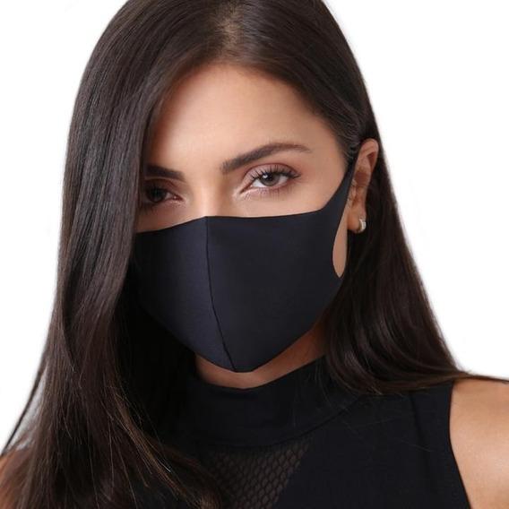 Kit 10 Máscaras Reutilizável Proteção Confortável Fashionmed