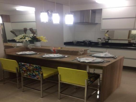 Apartamento Com 38m² - 1 Dorm, 1 Vaga, Na Vila Carrão - 1147
