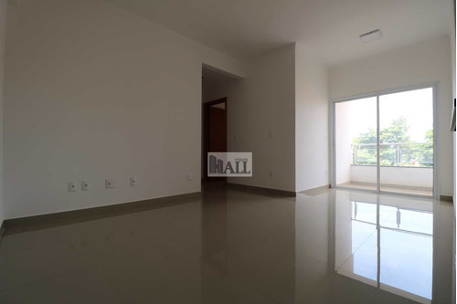 Apartamento À Venda No Parque Industrial Com 2 Quartos, 2 Vagas - V8067