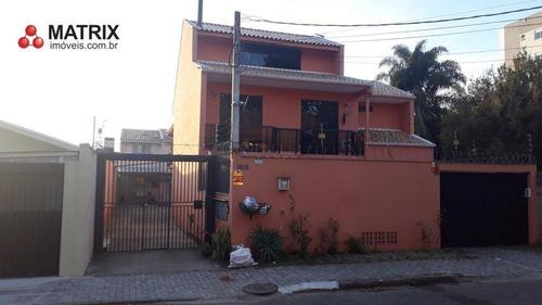 Sobrado Com 2 Suites À Venda, 113 M² Por R$ 400.000 - Bacacheri - Curitiba/pr - So2460