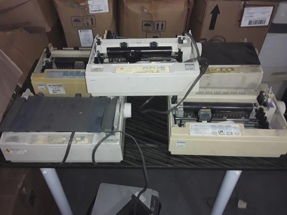 Impressora Lx-300 Apenas Pra Retirada De Peças.