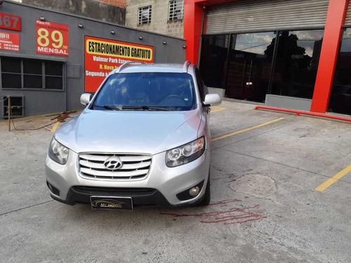 Hyundai Santa Fé 7 Lugares - Novissima - Impecavel