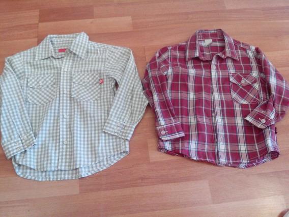 Camisas De Niño T4 Mimo Paula Cahen D