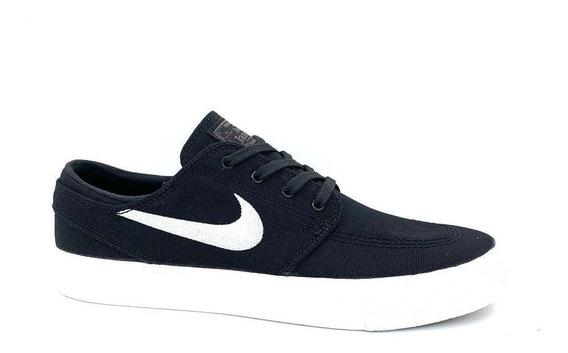 Tênis Nike Sb Zoom Janoski Cnvs Rm Preto Ar7718-001