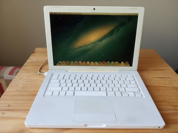 Macbook White 2008 - A1185 - Bem Conservado