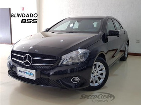 Mercedes-benz A 200 1.6 Style 16v Turbo Gasolina 4p Automáti