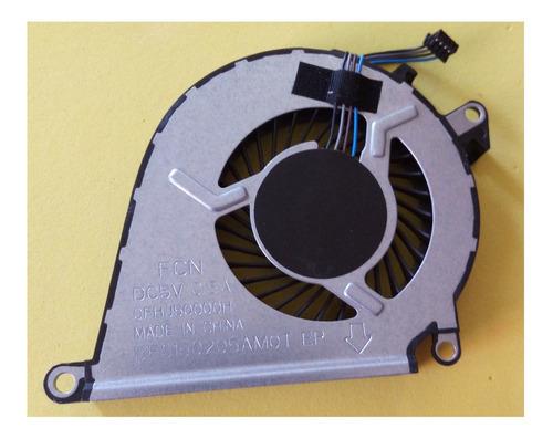 Ventilador Hp Omen 15-ax  15-ax030tx 15-ax253dx 5-ax252n