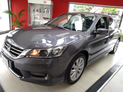 Honda Accord Ex L 2014