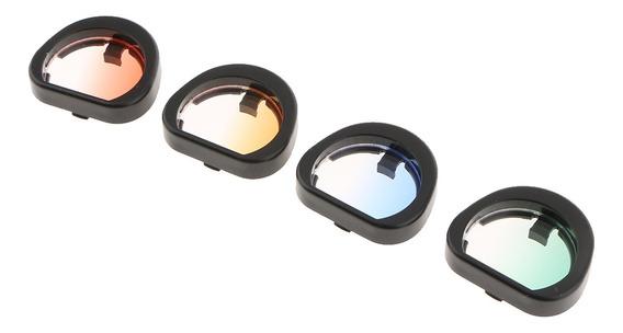 4 Cores Close-up Lente Filtro Para Fujifilm Instax Mini 90 I