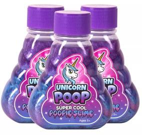 Slime Unicornio Importado Masa Flexible Moco Juguete Niña