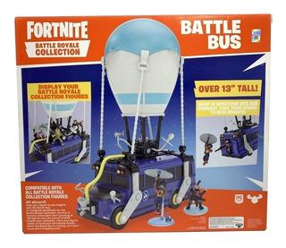 Fortnite Battle Royale Collection Bus Con Figura 63512