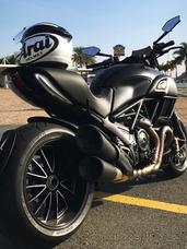 Ducati Diavel Dark - Abs - Único Dono! Impecável!