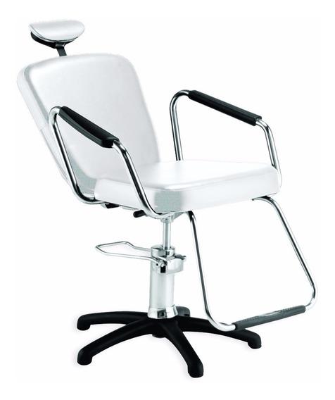 Cadeira Maquiagem E Estética, Reclinável Hidráulica - Dompel