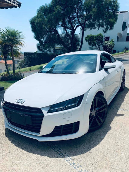 Audi Tt 2.0 Coupe T Fsi 230 Hp Sport High At 2016