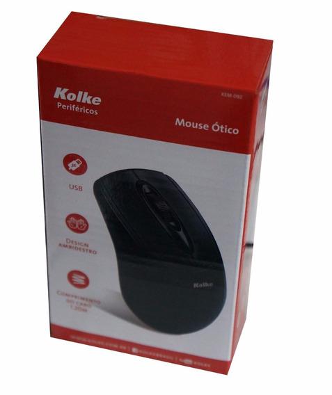 Mouse Usb Kolke Kem-092- Pacote Com 13 Pç