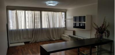 Alugo - Apartamento Paraíso 130m² 3 Dorm Mobiliado Reformado