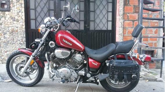 Yamaha Virago 750vx Americana