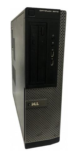 Pc Dell Optiplex 3010 Core I5 3 Ger  4gb Hd 500gb 4gb Wi Fi