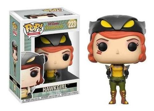 Hawkgirl Dc Comics - Funko Pop Original