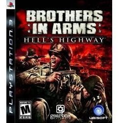 Brothers In Arms Hell`s Highway Para Ps3 Zerado