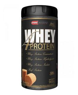 Whey 4 Protein 900g Pro Corps - Vários Sabores
