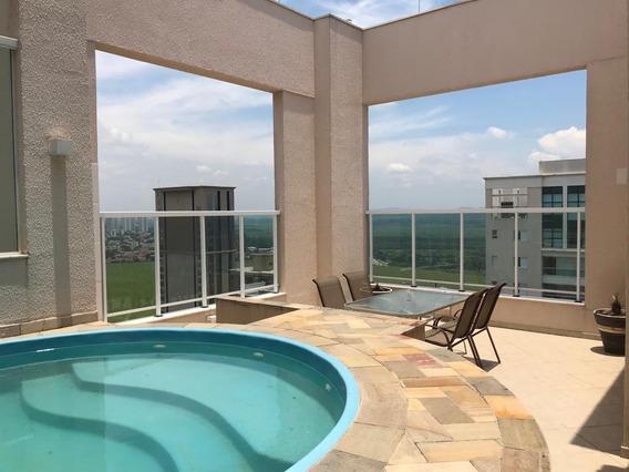 Cobertura Com 4 Dormitórios, 265 M² - Venda Por R$ 1.950.000,00 Ou Aluguel Por R$ 9.000,00/mês - Jardim Aquarius - São José Dos Campos/sp - Co0104