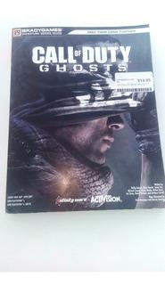 Libro Guia De La Seria Call Of Duty Ghost