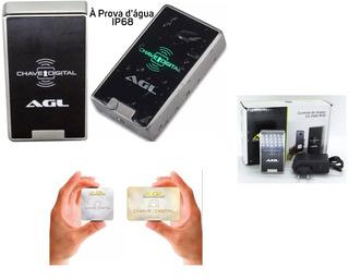 Rfid Acionador Card Agl Com Cartões E Fonte