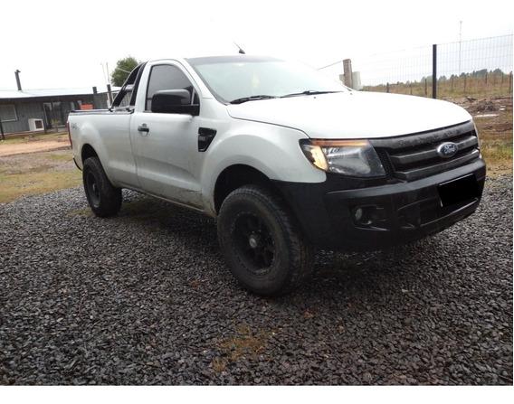 Ford Ranger 2.2 Cd 4x4 Xl Safety Ci 125cv 2014