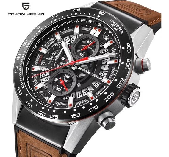 Relógio Pagani Desing Original