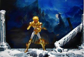 Diorama Saint Seiya Caballeros Del Zodiaco Myth Cloth Ex