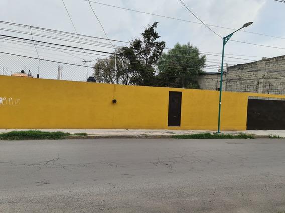 Terreneo En Venta En Tláhuac , Col. Santa Ana Poniente
