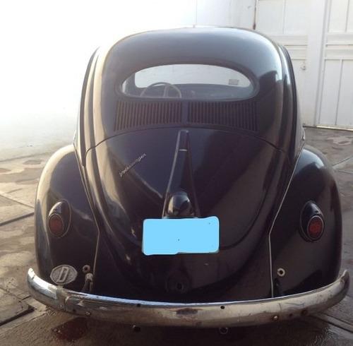 Imagen 1 de 15 de Volkswagen Sedan 1956