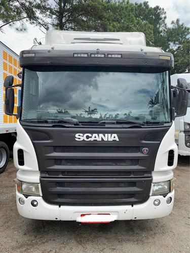 Scania P340 4x2 Com Ar 2010/2010