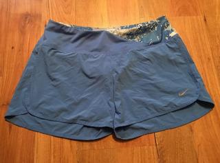 Padrisimo Short Nike De Temporada Azul S Original!!