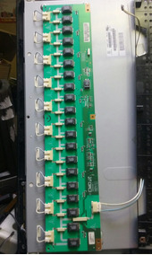 Placa Inverter Tv Lcd Samsung Ln40a550p3r