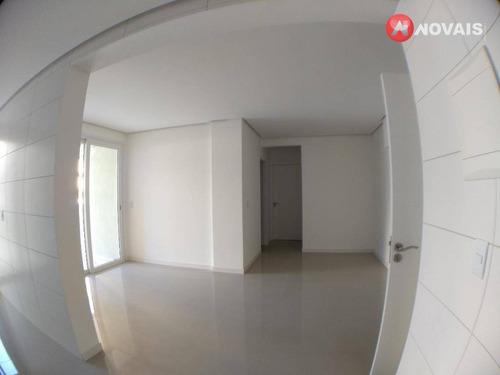 Apartamento À Venda, 79 M² Por R$ 471.453,00 - Centro/ Guarani - Novo Hamburgo/rs - Ap2279