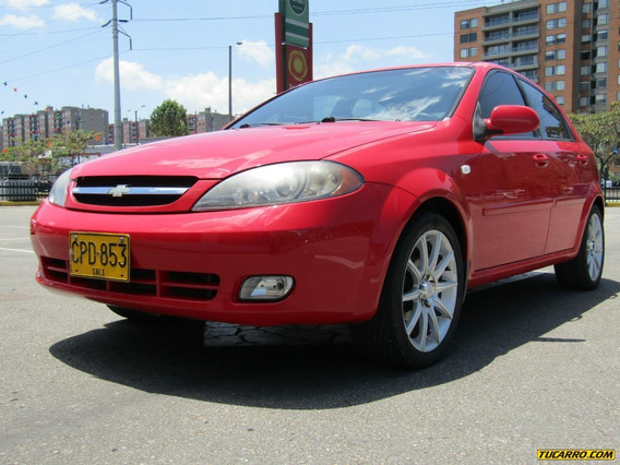 Chevrolet Optra Lt 1.8 Aa Ab Abs Mt
