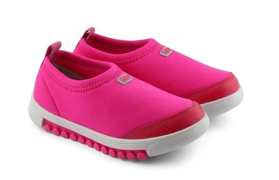 Tênis Bibi Roller Menina Pink 679359