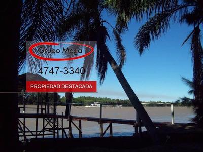 Costa Del Paraná 3 Hectáreas Únicas ¡oportunidad!
