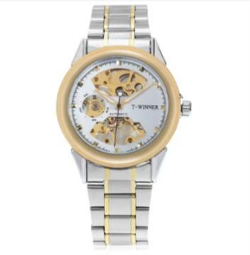 Relógio T-winner A025 - Automático E Mecânico Original