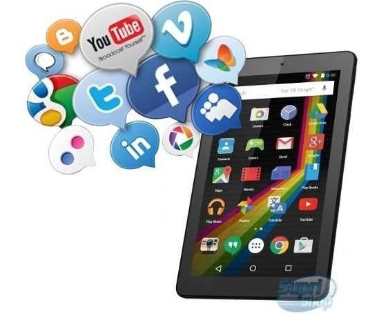 Tablet Rca Cool Pad Rc7t3g Dual Sim 8gb Tela 7 2mp/0.3mp