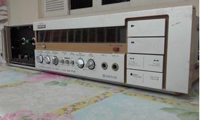 Tape Deck Akai Gx F31 Sucata 01