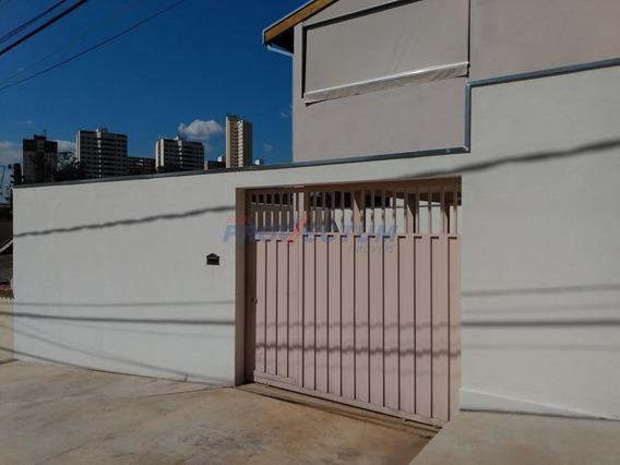 Casa Para Aluguel Em Jardim Nova Europa - Ca271328